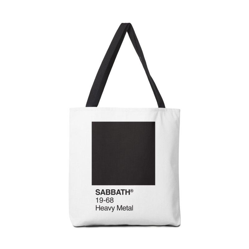 BLACK SABBATH Accessories Bag by kreadid's Artist Shop
