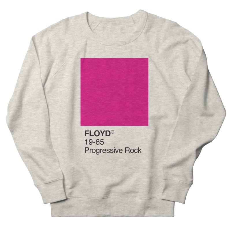 PINK FLOYD Women's French Terry Sweatshirt by kreadid's Artist Shop