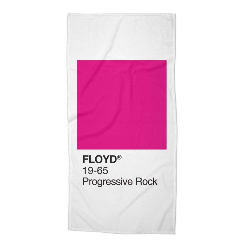 PINK FLOYD Accessories Beach Towel by kreadid's Artist Shop