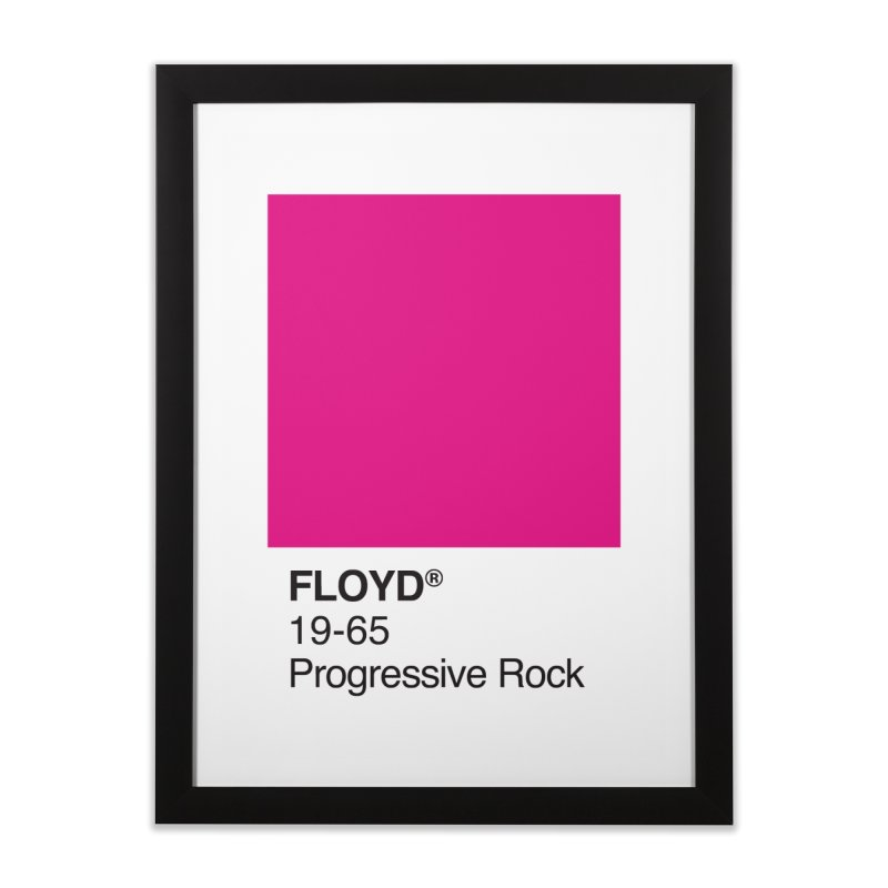 PINK FLOYD Home Framed Fine Art Print by kreadid's Artist Shop