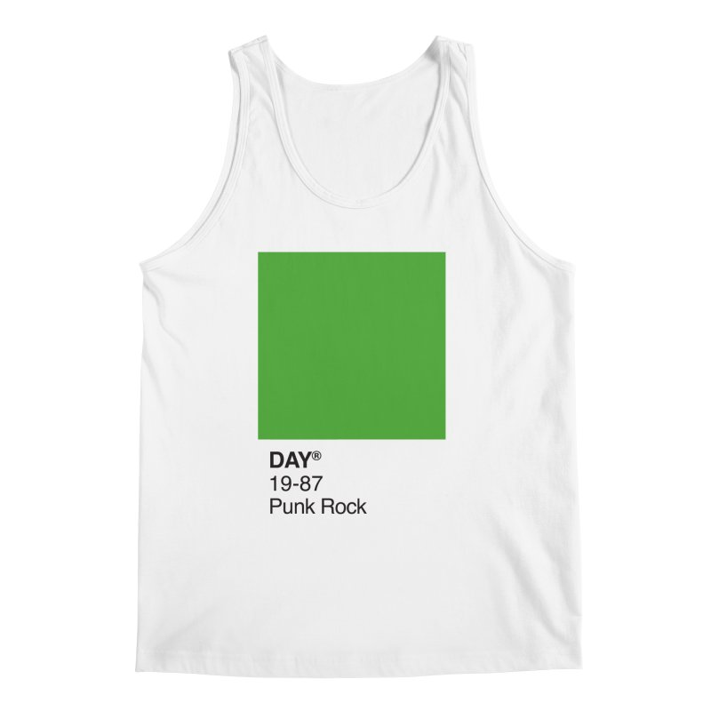 GREEN DAY Men's Regular Tank by kreadid's Artist Shop