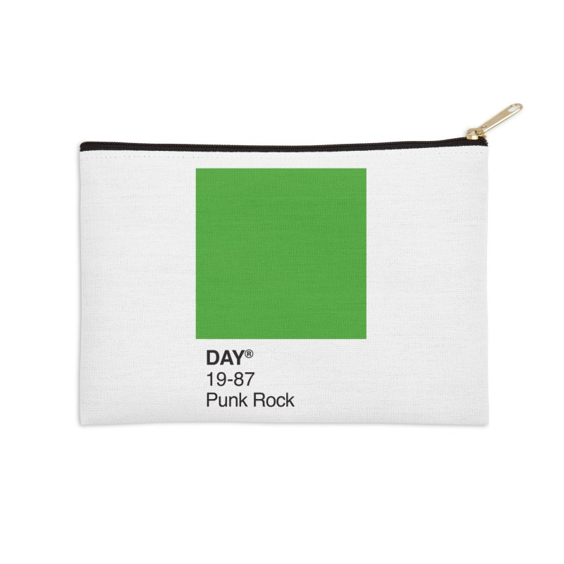 GREEN DAY Accessories Zip Pouch by kreadid's Artist Shop
