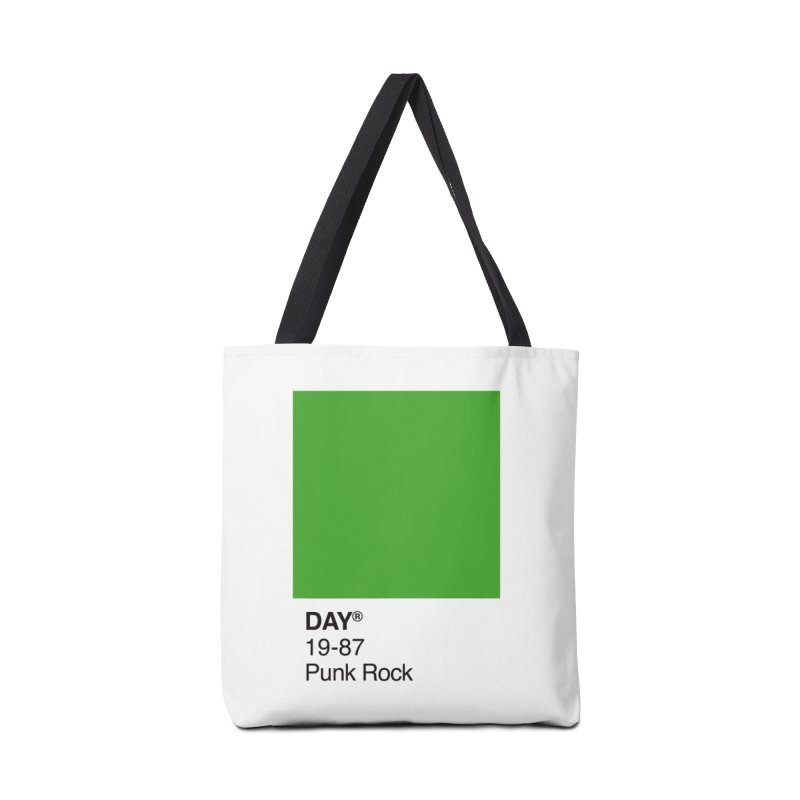 GREEN DAY Accessories Bag by kreadid's Artist Shop