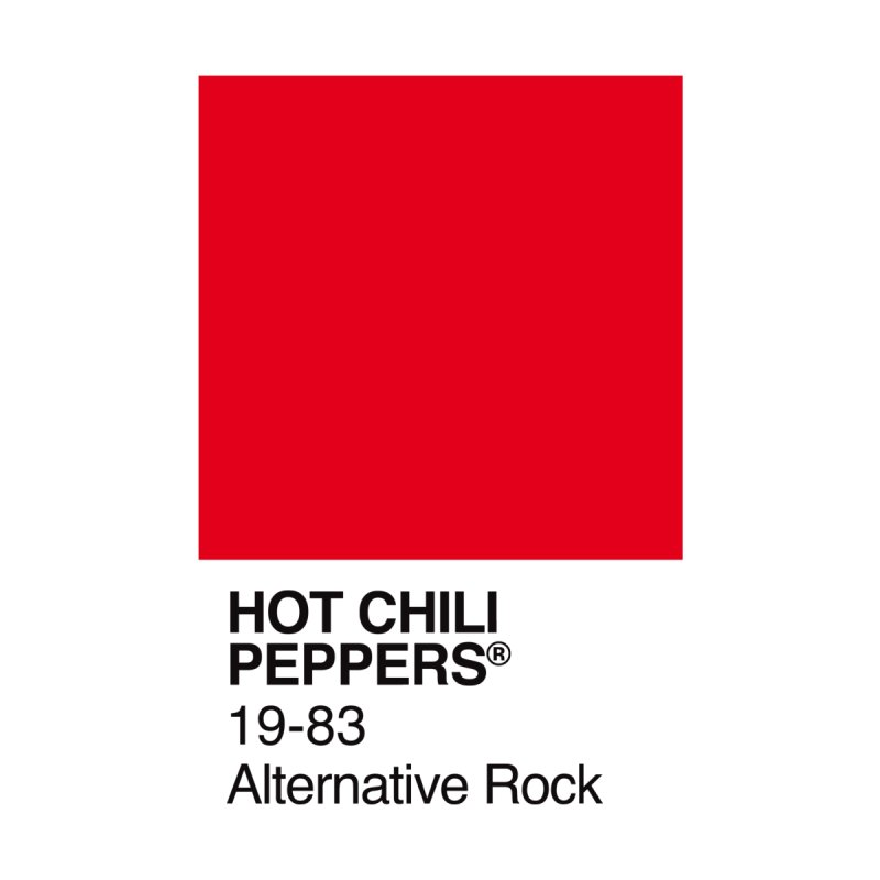 RED HOT CHILI PEPPERS by kreadid's Artist Shop