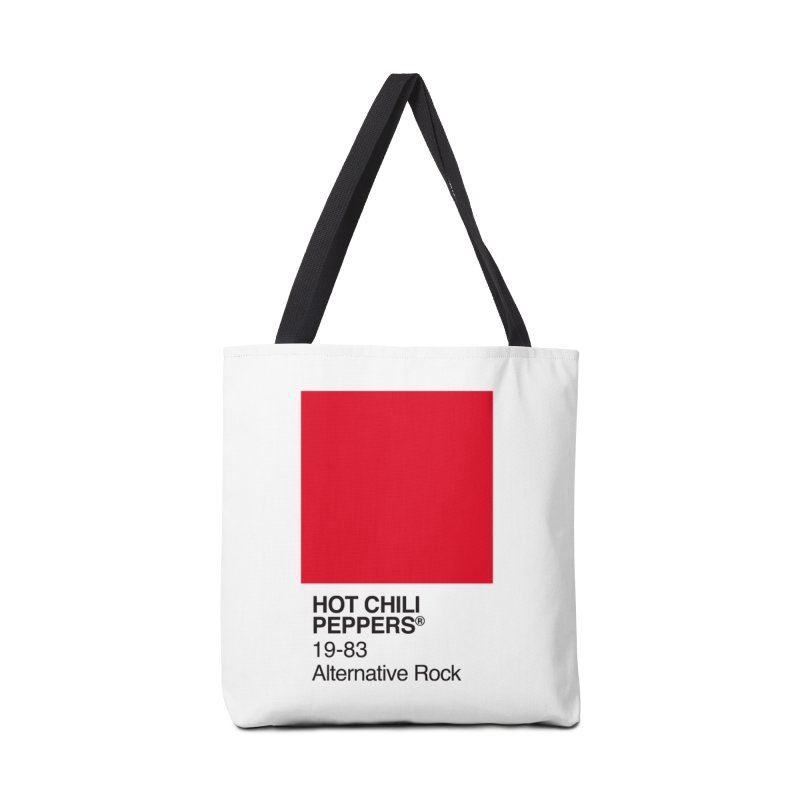 RED HOT CHILI PEPPERS Accessories Bag by kreadid's Artist Shop