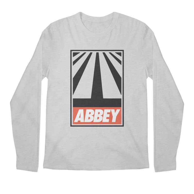 ABBEY Men's Regular Longsleeve T-Shirt by kreadid's Artist Shop