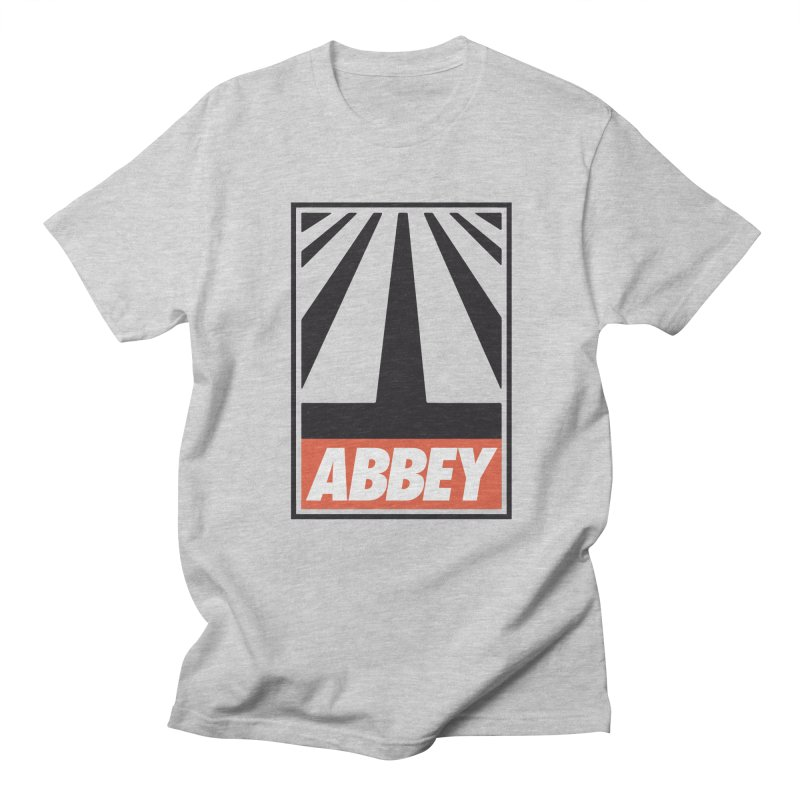 ABBEY Men's T-shirt by kreadid's Artist Shop