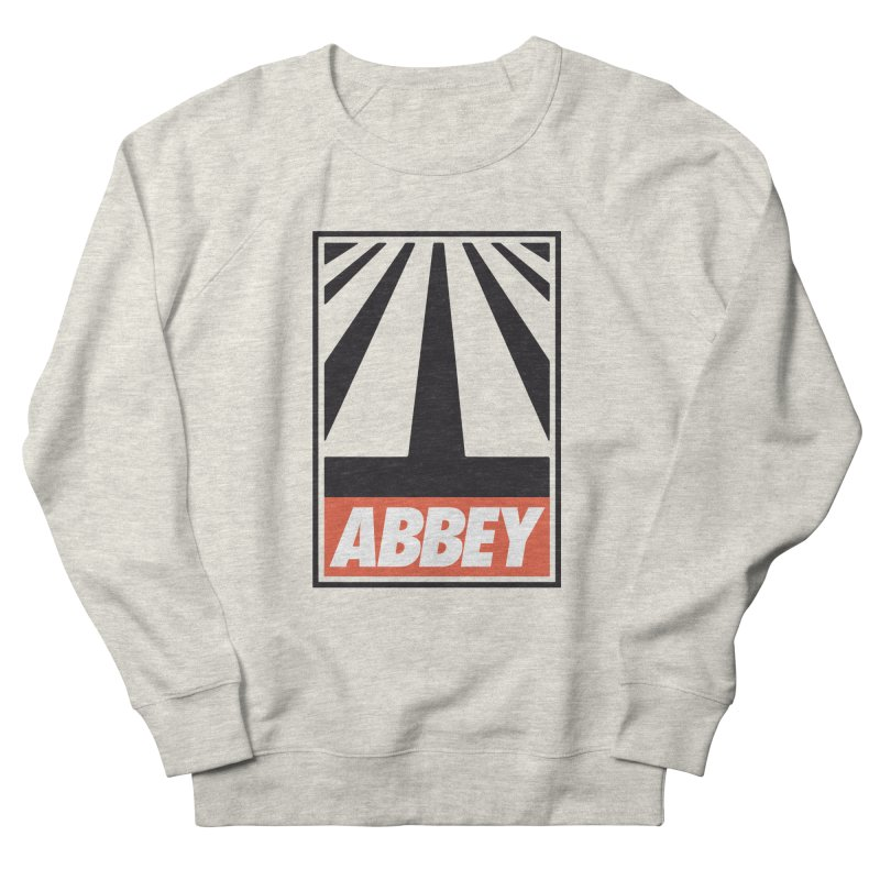 ABBEY Women's French Terry Sweatshirt by kreadid's Artist Shop