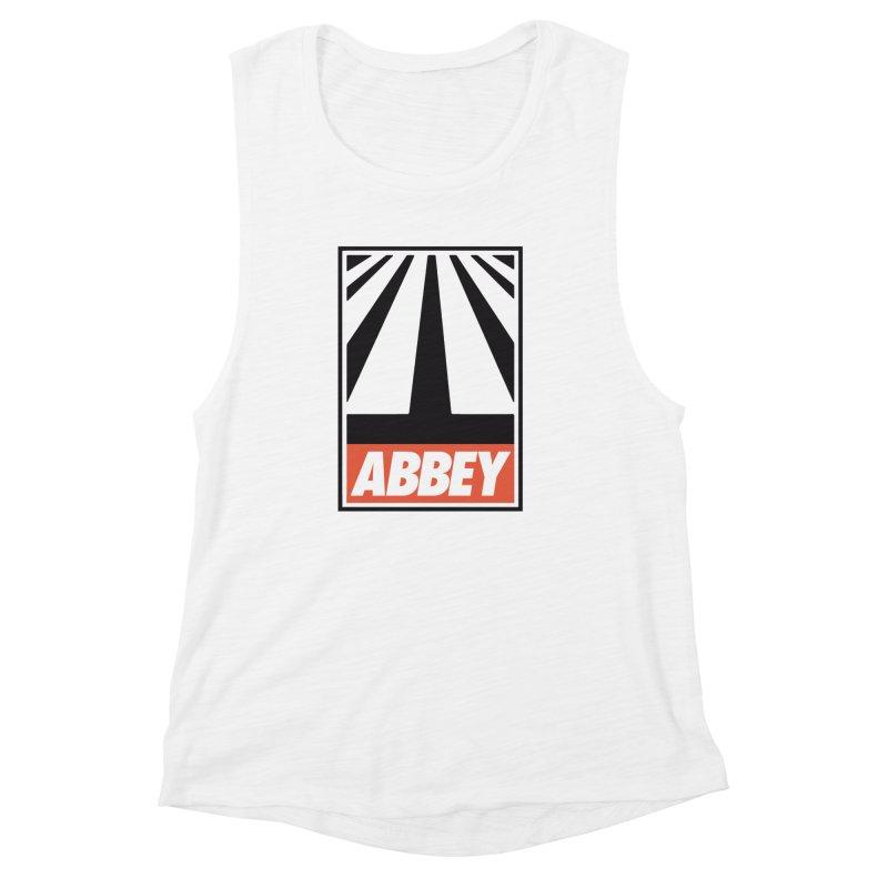 ABBEY Women's Muscle Tank by kreadid's Artist Shop