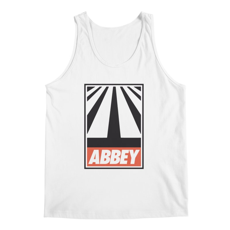 ABBEY Men's Tank by kreadid's Artist Shop