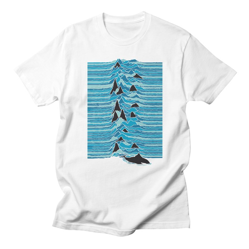 Orcas Ballet in Men's T-Shirt White by kreadid's Artist Shop