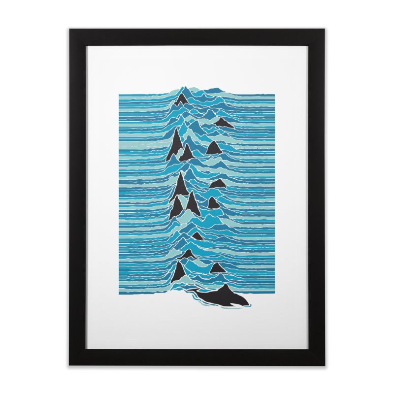 Orcas Ballet Home Framed Fine Art Print by kreadid's Artist Shop
