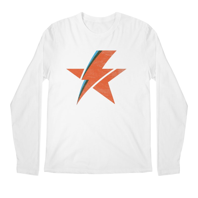 ROCK STAR Men's Regular Longsleeve T-Shirt by kreadid's Artist Shop