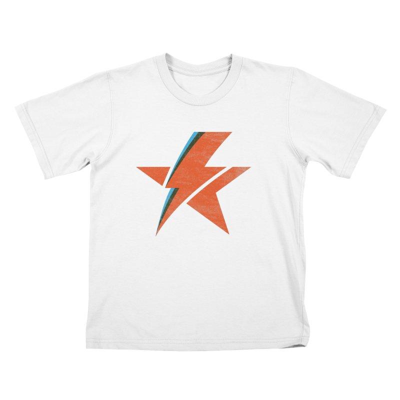ROCK STAR Kids T-Shirt by kreadid's Artist Shop
