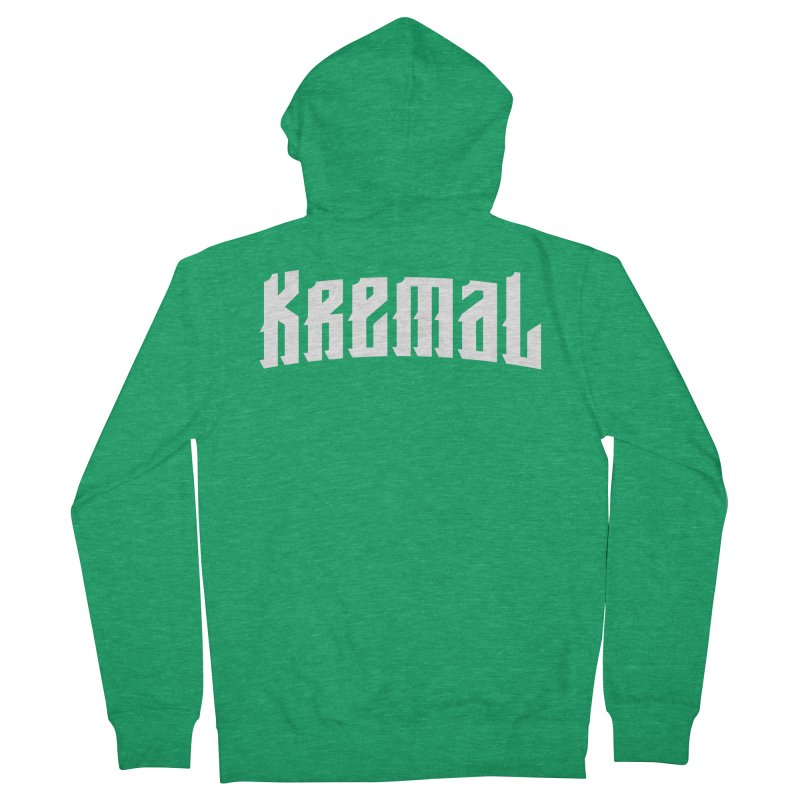 KREMAL  Men's Zip-Up Hoody by kreasimalam's Artist Shop