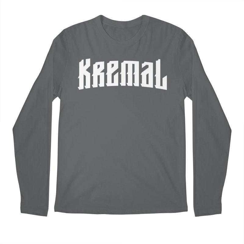 KREMAL  Men's Longsleeve T-Shirt by kreasimalam's Artist Shop