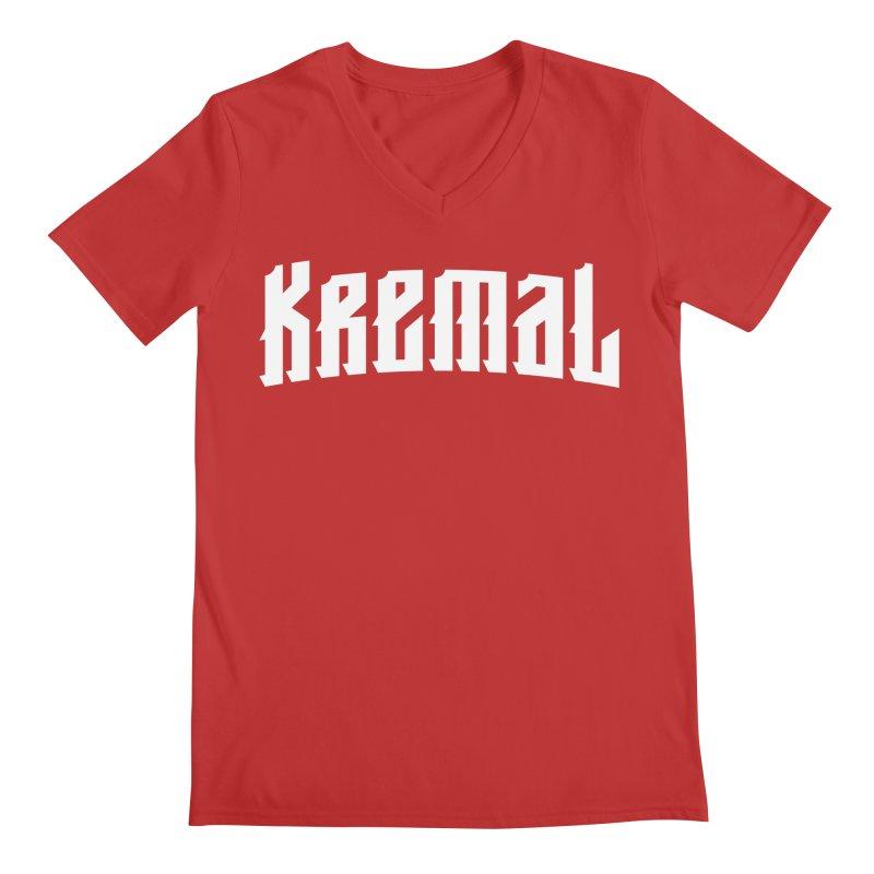 KREMAL  Men's V-Neck by kreasimalam's Artist Shop