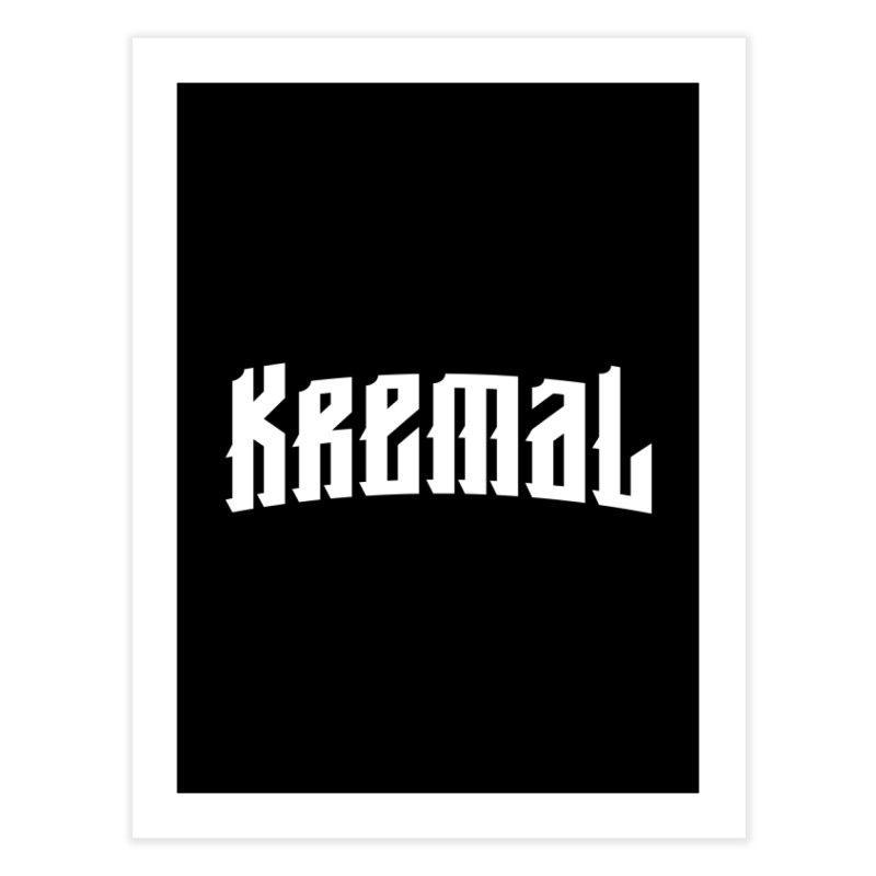 KREMAL  Home Fine Art Print by kreasimalam's Artist Shop