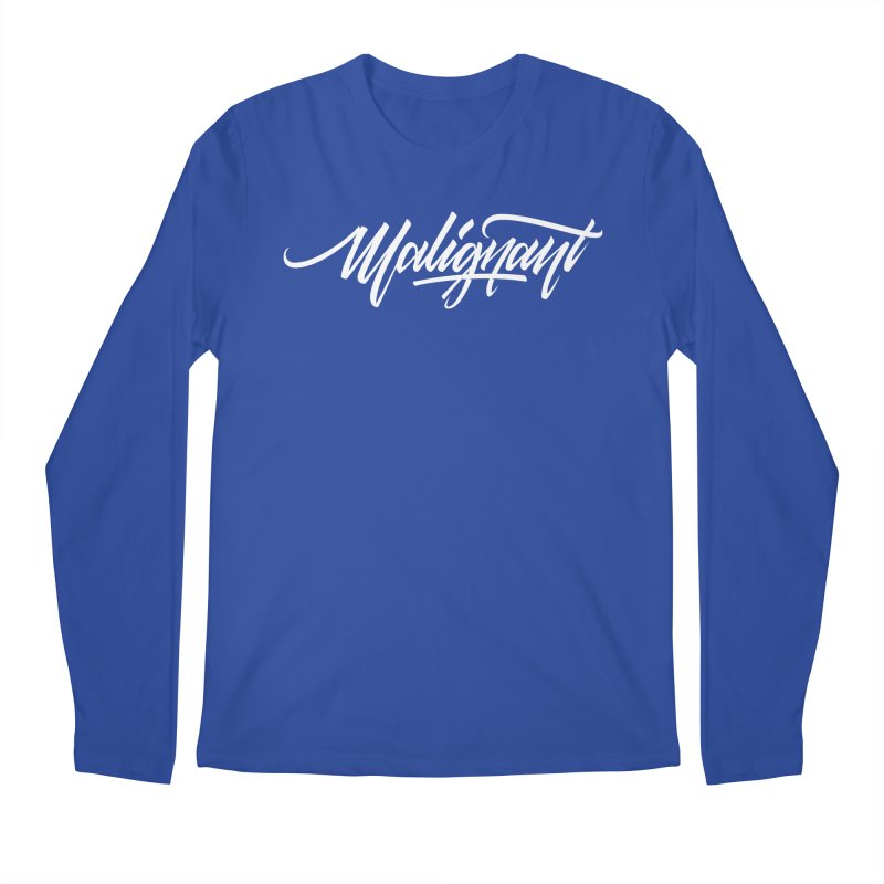 Malignant Men's Regular Longsleeve T-Shirt by kreasimalam's Artist Shop