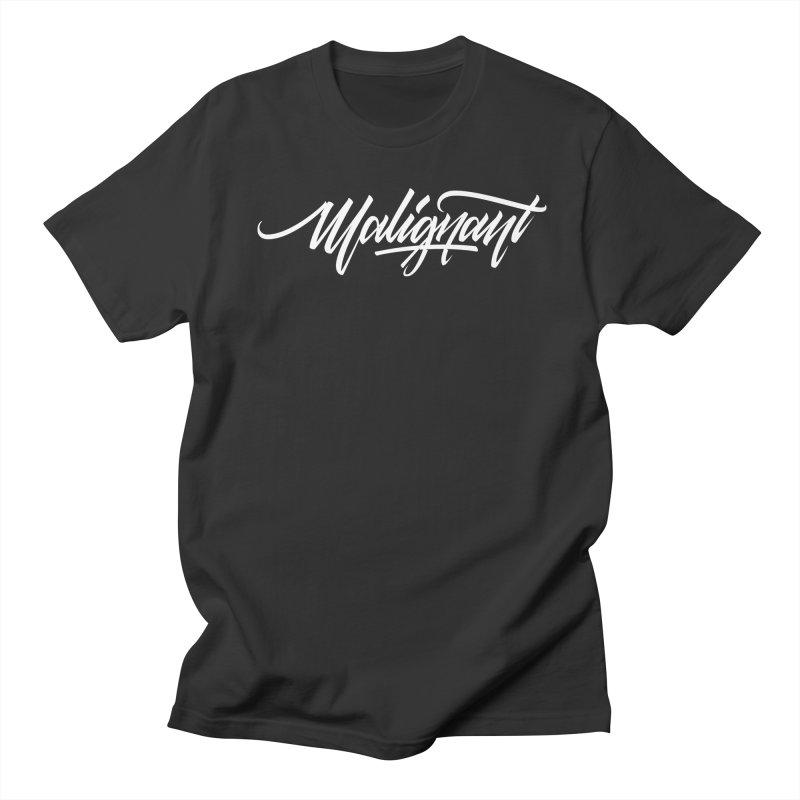 Malignant Men's T-shirt by kreasimalam's Artist Shop
