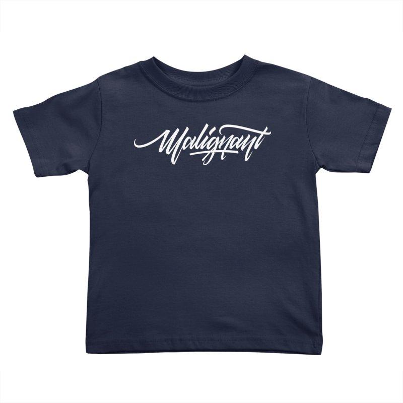 Malignant Kids Toddler T-Shirt by kreasimalam's Artist Shop