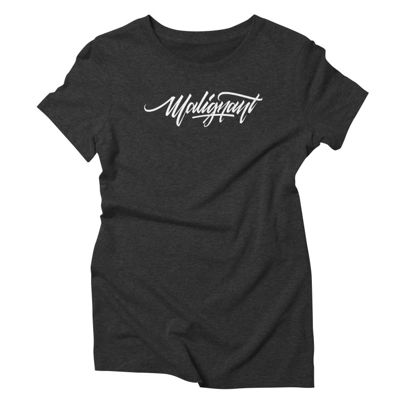 Malignant Women's Triblend T-shirt by kreasimalam's Artist Shop