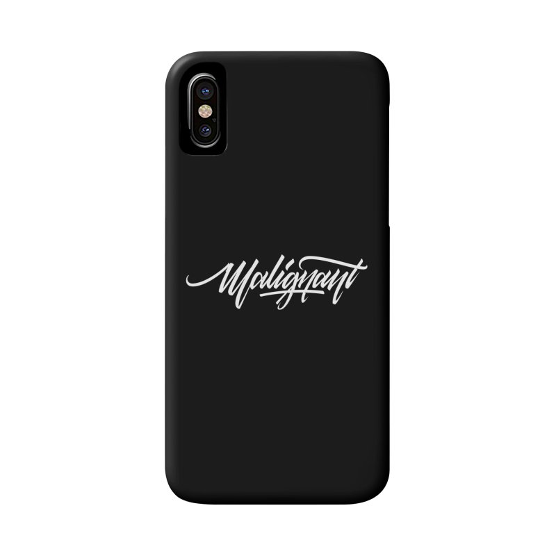 Malignant Accessories Phone Case by kreasimalam's Artist Shop