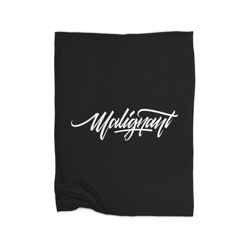 Malignant Home Blanket by kreasimalam's Artist Shop