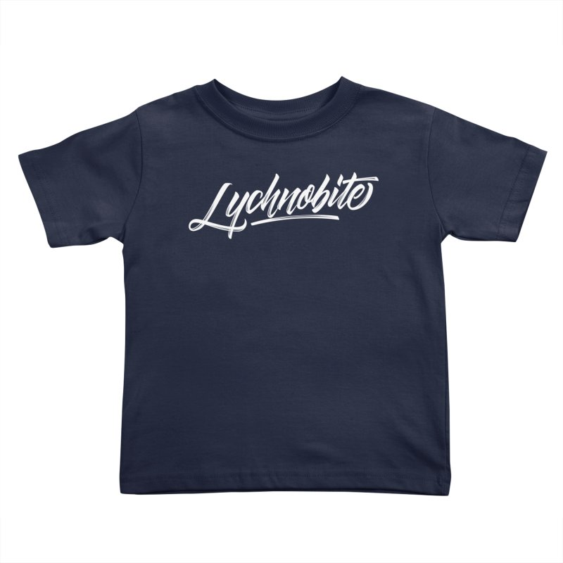 Lychnobite Kids Toddler T-Shirt by kreasimalam's Artist Shop