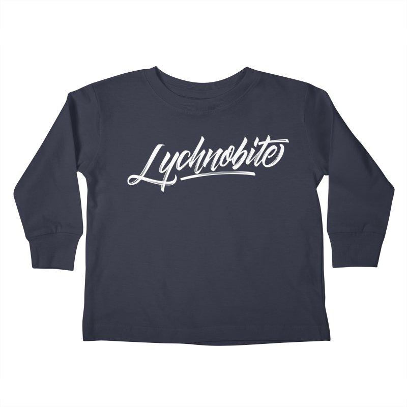 Lychnobite Kids Toddler Longsleeve T-Shirt by kreasimalam's Artist Shop