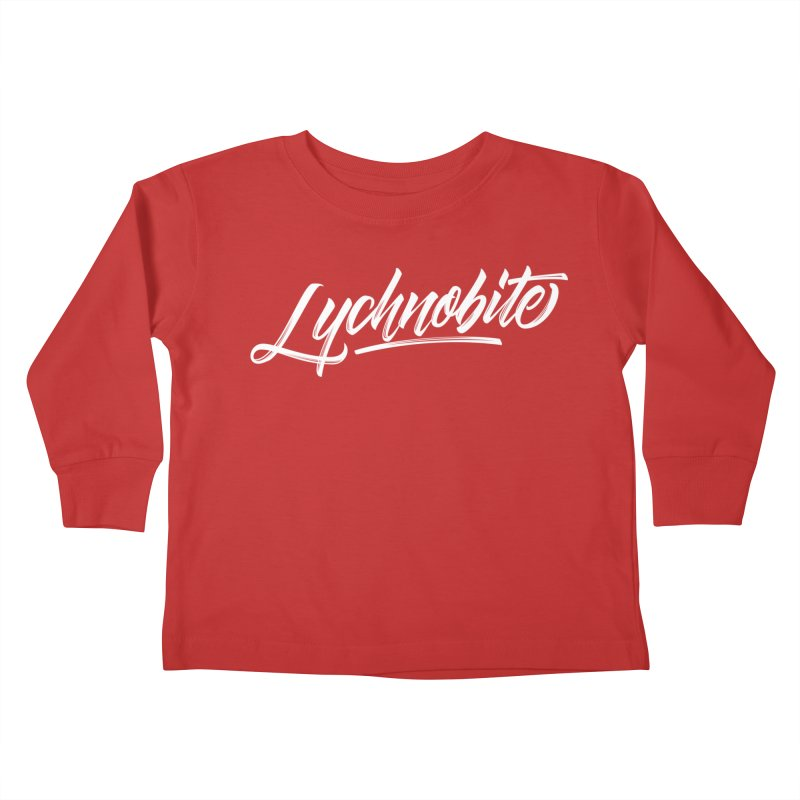 Lychnobite Kids Toddler Longsleeve T-Shirt by kreasimalam's Artist Shop