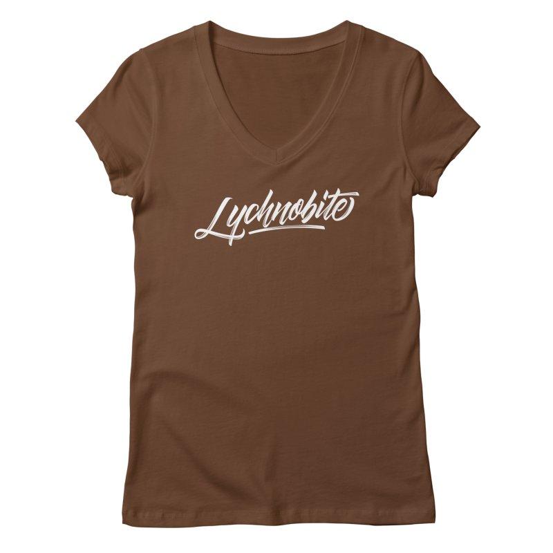 Lychnobite Women's V-Neck by kreasimalam's Artist Shop