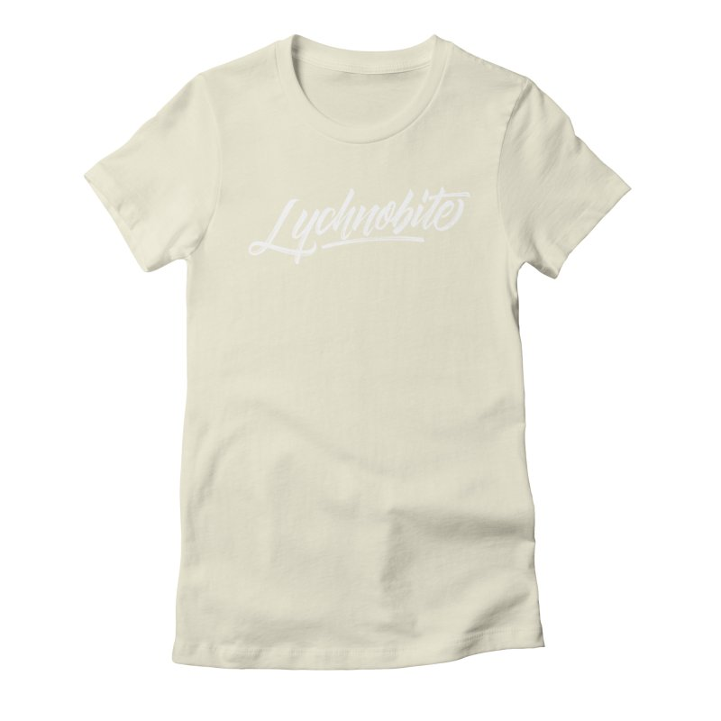 Lychnobite Women's Fitted T-Shirt by kreasimalam's Artist Shop