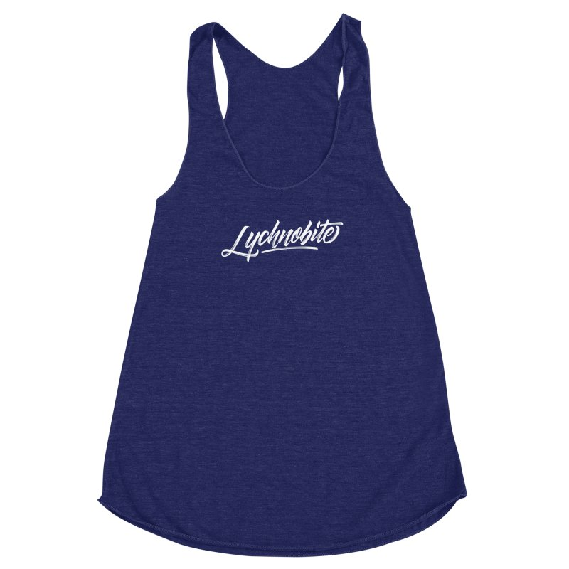 Lychnobite Women's Racerback Triblend Tank by kreasimalam's Artist Shop