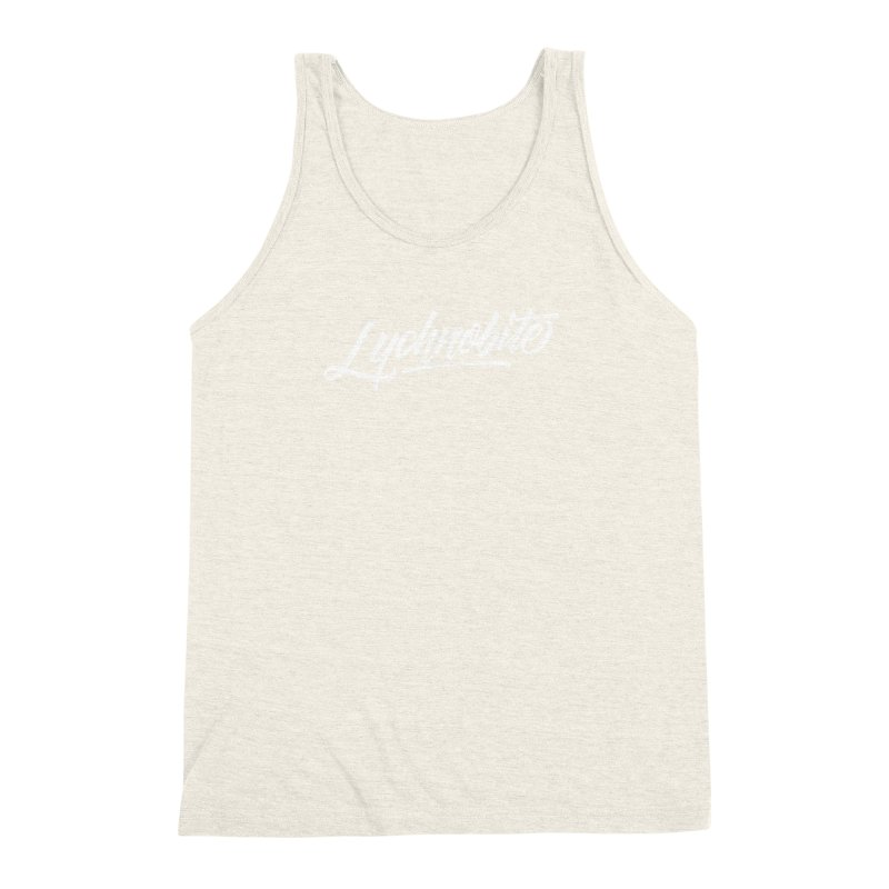 Lychnobite Men's Triblend Tank by kreasimalam's Artist Shop