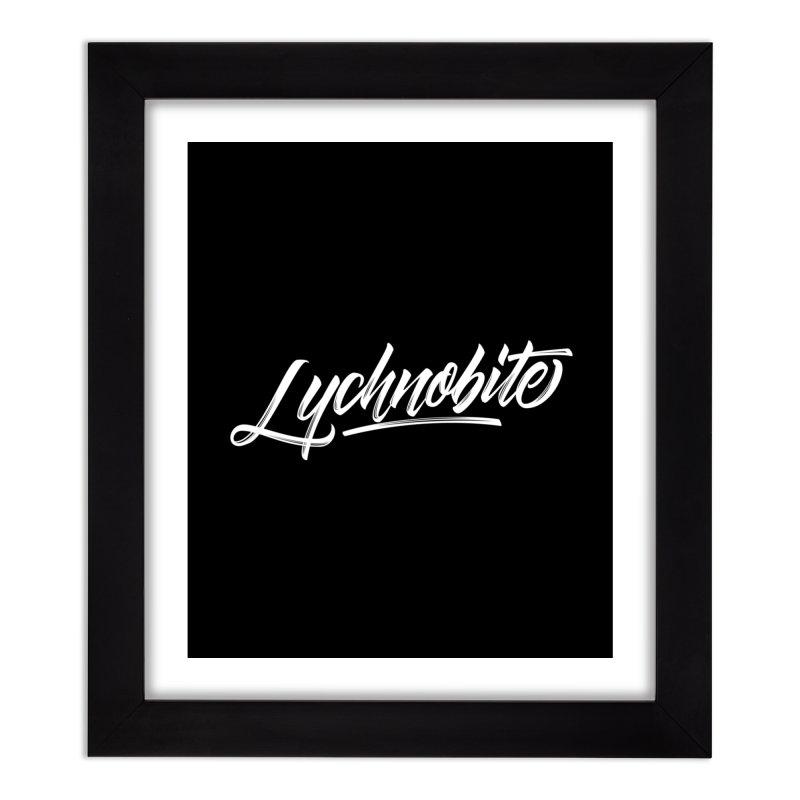 Lychnobite Home Framed Fine Art Print by kreasimalam's Artist Shop