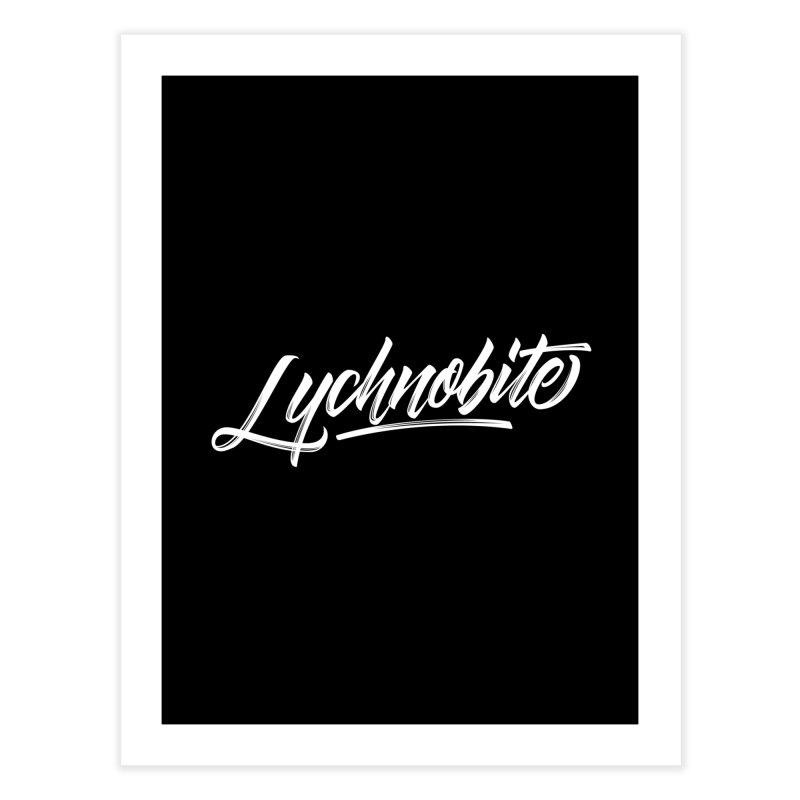 Lychnobite Home Fine Art Print by kreasimalam's Artist Shop