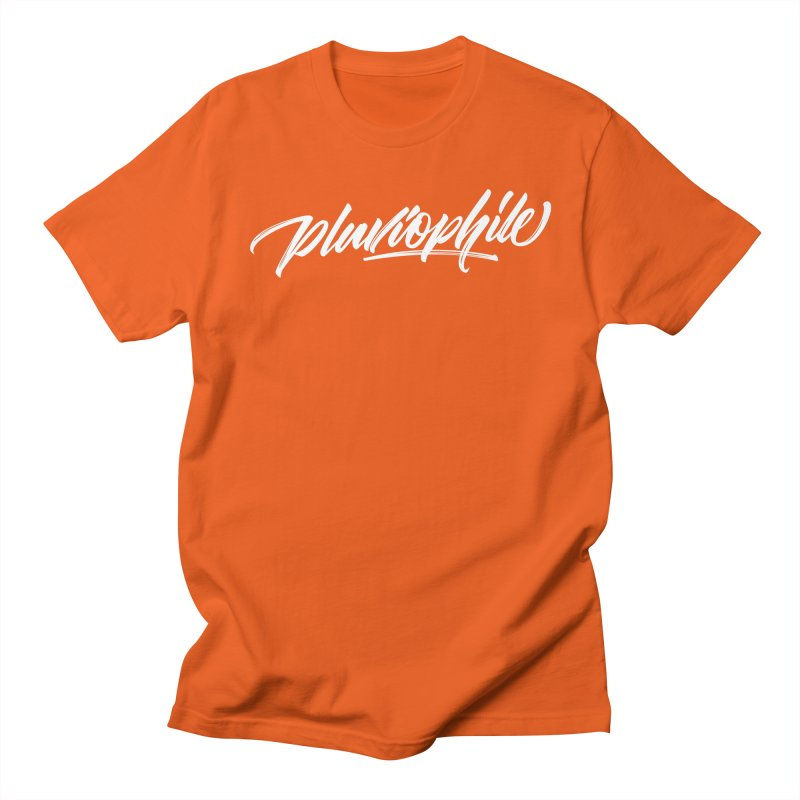 Pluviophile Men's T-Shirt by kreasimalam's Artist Shop
