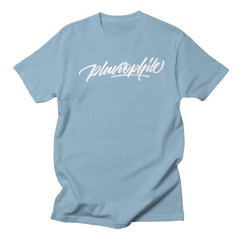 Pluviophile Men's Regular T-Shirt by kreasimalam's Artist Shop