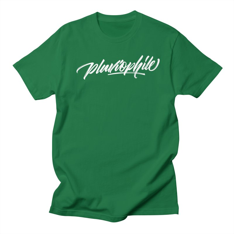 Pluviophile Women's Regular Unisex T-Shirt by kreasimalam's Artist Shop