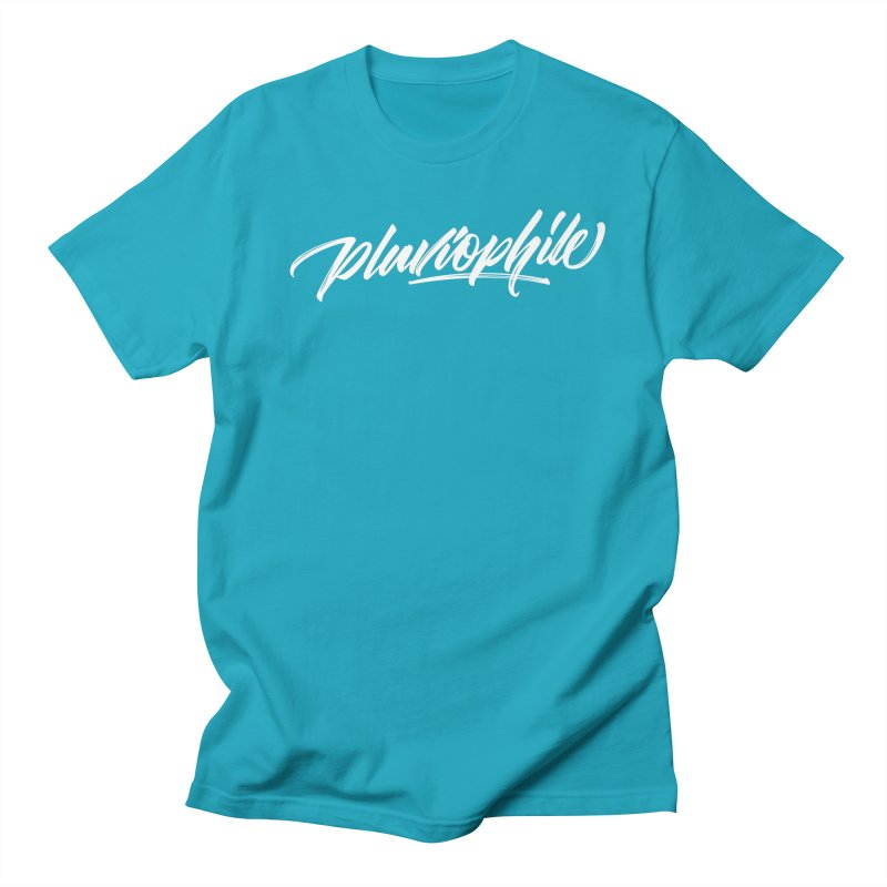 Pluviophile Men's Regular T-Shirt by kreasimalam's Artist Shop