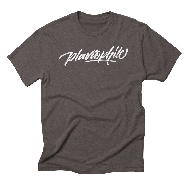 Pluviophile Men's Triblend T-Shirt by kreasimalam's Artist Shop