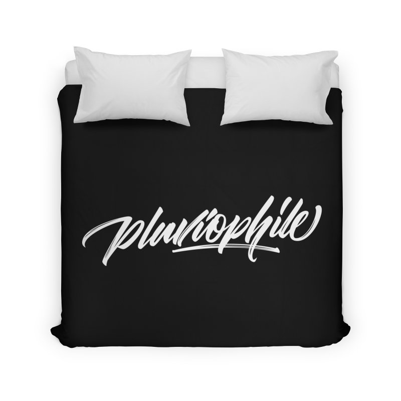 Pluviophile Home Duvet by kreasimalam's Artist Shop