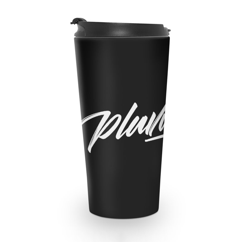 Pluviophile Accessories Travel Mug by kreasimalam's Artist Shop