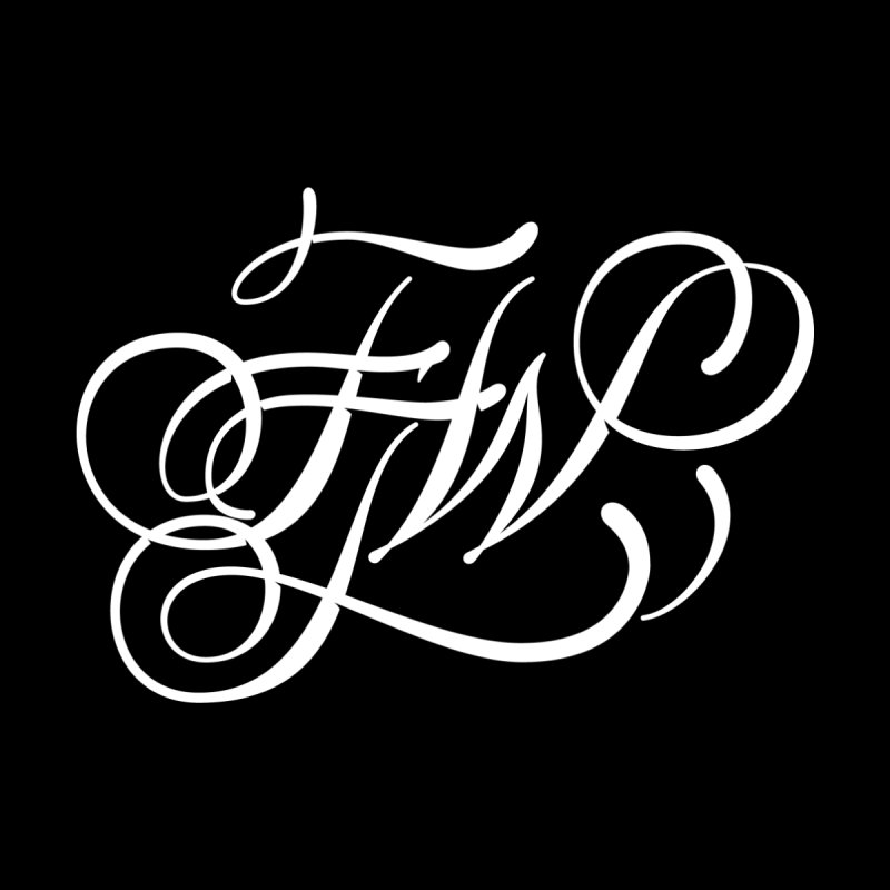 FTW Monogram None  by kreasimalam's Artist Shop