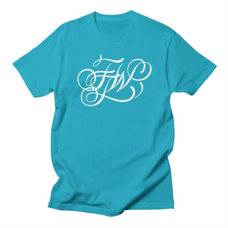 FTW Monogram Women's Regular Unisex T-Shirt by kreasimalam's Artist Shop