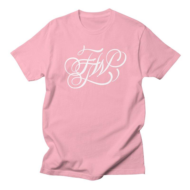 FTW Monogram Women's Unisex T-Shirt by kreasimalam's Artist Shop