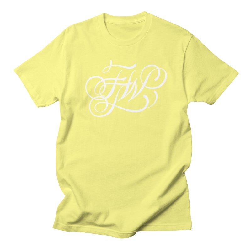FTW Monogram Women's Unisex T-Shirt by kreasimalam's Artist Shop
