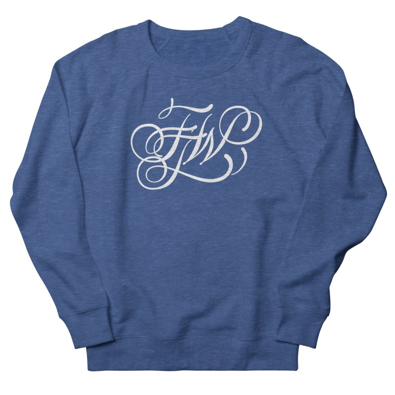 FTW Monogram Men's Sweatshirt by kreasimalam's Artist Shop