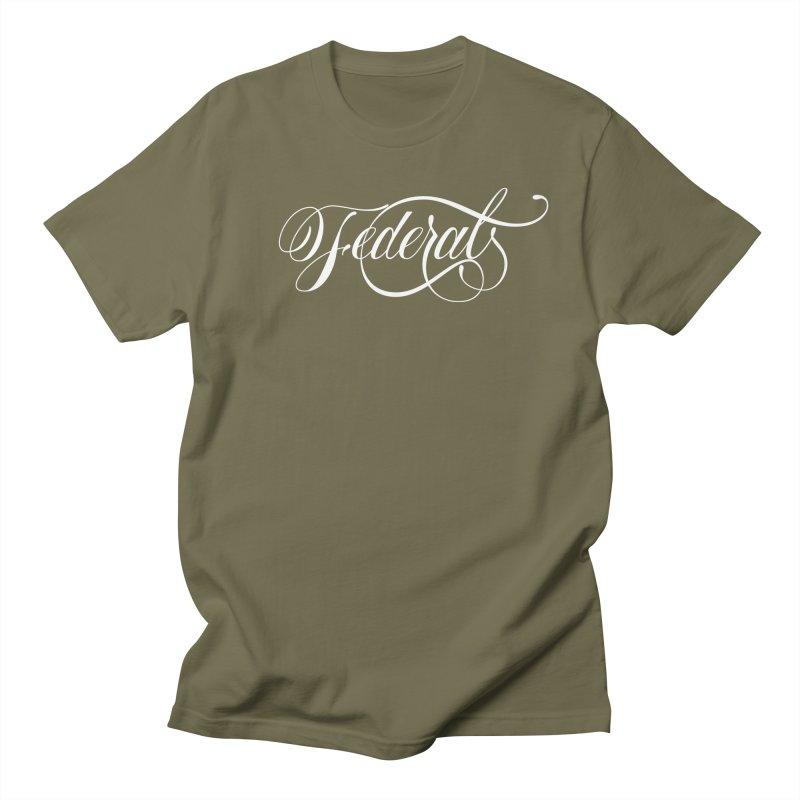 Federal Men's Regular T-Shirt by kreasimalam's Artist Shop